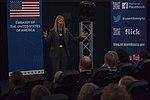 Dr Dava Newman, NASA Deputy Administrator visit to New Zealand, July 11-18, 2016 (27619457644).jpg