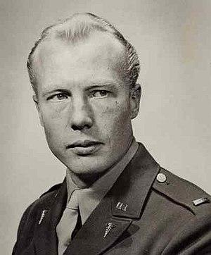 Christian J. Lambertsen - Dr. Lambertsen, U.S. Army in 1942