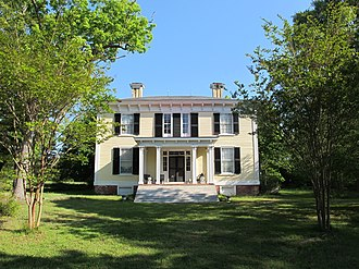 Dr. Samuel Perry House - Image: Dr Samuel Perry House