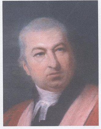 Thomas Monro - Dr Thomas Monro