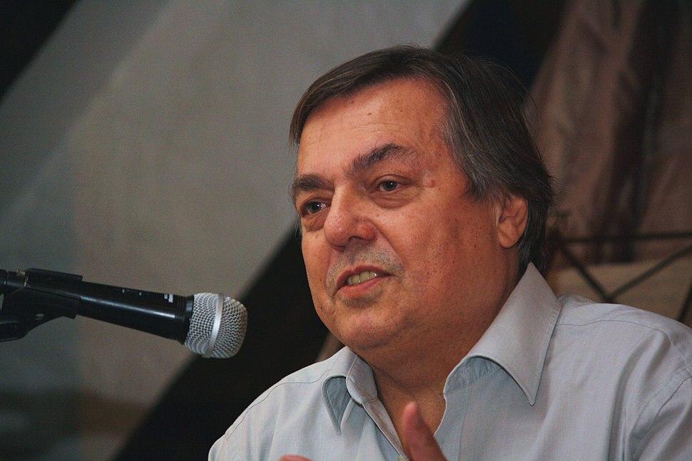 Drago Jančar in Brno (2)