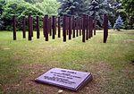 Dresden Neuer Katholischer Friedhof Gedenkstätte Bombenopfer.JPG