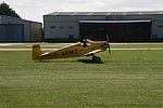 Druine Turbulante taxiing (9646158657).jpg