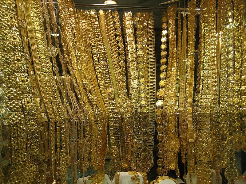 Old Gold Souk, Dubai