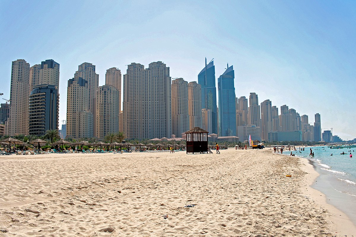jumeirah beach residence wikipedia. Black Bedroom Furniture Sets. Home Design Ideas