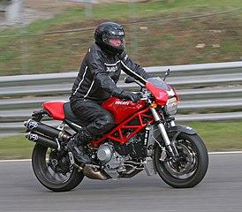 Ducati Monster Abs