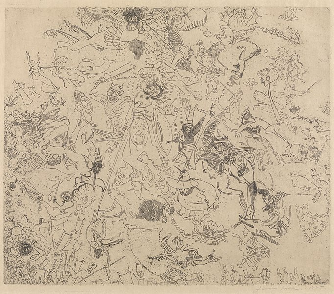 james ensor - image 5