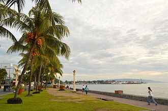 Dumaguete - Rizal Boulevard