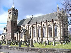 Dunblane Cathedral - geograph.org.uk - 744605.jpg