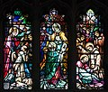 Dundalk Saint Patrick's Pro-Cathedral East Aisle Window 01 Lower Lights 2013 09 23.jpg
