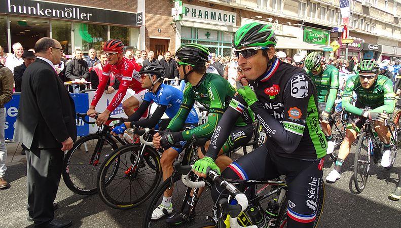 Dunkerque - Quatre jours de Dunkerque, étape 1, 6 mai 2015, départ (C39).JPG