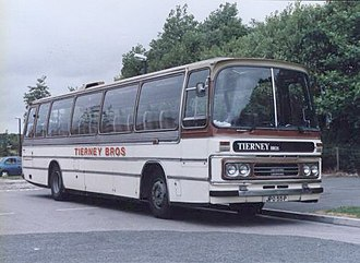 Duple Dominant - Duple Dominant body on Leyland Leopard chassis