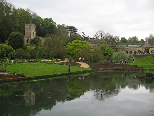 Dyrham park - panoramio