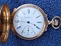 E. Howard & Co watch given to Aaron Y. Ross by Wells Fargo 4.jpg