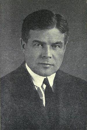 Edward Wentworth Beatty - Beatty c. 1922