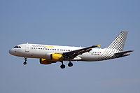 EC-LAA - A320 - Vueling