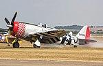 EGSU - Republic P-47D Thunderbolt - G-THUN 549192 Nellie (42235562280).jpg