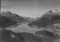 ETH-BIB-Silvaplanersee Oberengadin, Blick nach Südwesten, Val Bregaglia-LBS H1-018012.tif