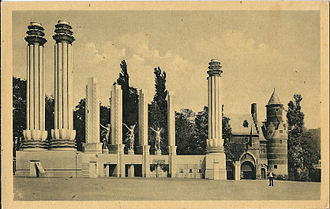 Brussels International Exposition (1935) - Image: EXPO Bruxelles 1935 A