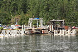 Earls Cove Ferry Terminal