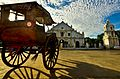 Early Morning at Vigan Cathedral.JPG