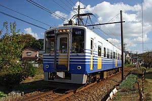 京福電気鉄道 えちぜん鉄道へ譲渡
