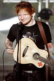 Ed Sheeran Wikipedia