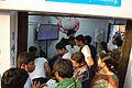 Editing Wikipedia Awareness Programme - Wikimedia Stall - Croud - 38th International Kolkata Book Fair - Milan Mela Complex - Kolkata 2014-02-04 8352.JPG