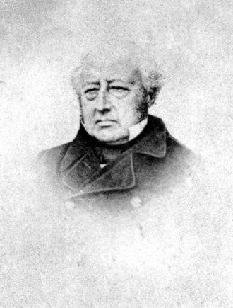 Edward Bury - by Unknown 1850s