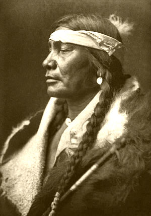 Gros Ventre - Image: Edward S. Curtis Collection People 013