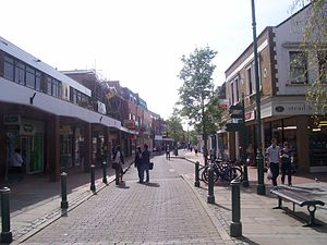 Egham - Egham High Street