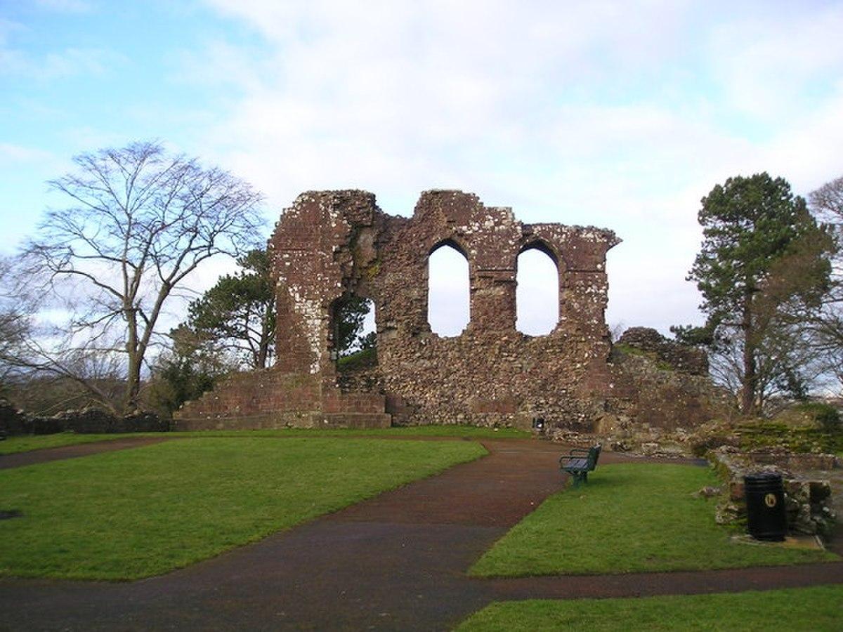 Egremont Castle - geograph.org.uk - 1181540.jpg
