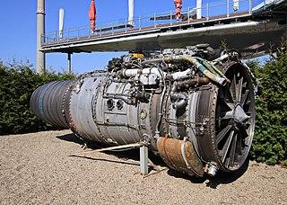 Kuznetsov NK-8 turbofan aircraft engine