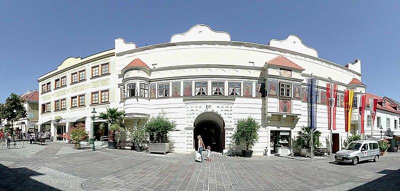 Файл:Eisenstadt-altes-Rathaus.jpg