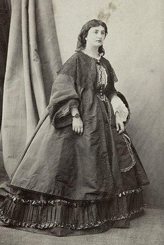 Екатерина Васильевна Орбелиани, жена