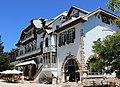 Elafos Hotel. Вилла Девичи (вилла Муссолини). Profitis Ilias. Rhodos. Greece. Июнь 2014 - panoramio.jpg