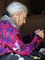 Elderly Woman Embroidering - Sofia - Bulgaria (42869648352).jpg