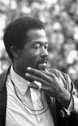 Eldridge Cleaver - Eldridge Cleaver in 1968