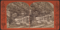 Elevated railroad, from Robert N. Dennis collection of stereoscopic views.png