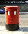 Elizabeth II Pillar Box, Chalk Farm Road, London NW1 - geograph.org.uk - 968640.jpg