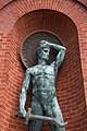 Eltham Palace - view of sculpture in niche.jpg