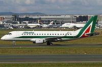 EI-RDF - E75S - Alitalia