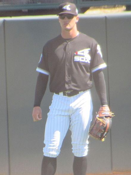 Adam Engel Chicago White Sox Baseball Player Jersey