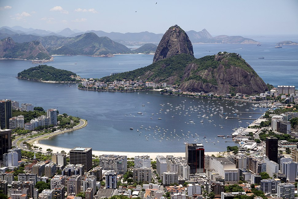 Enseada de Botafogo e P%C3%A3o de A%C3%A7%C3%BAcar