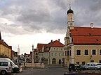 Friedberg - Marienplatz, Schloss - Niemcy