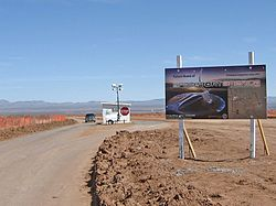 Spaceport New Mexico Tours