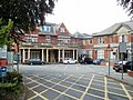 Entrance to Caerphilly District Miners' Hospital - geograph.org.uk - 2723051.jpg