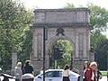 Entrance to St Stephens Green in Dublin - geograph.org.uk - 3652.jpg