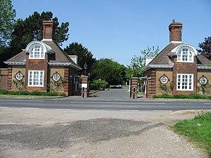 Duke of York's Royal Military School - Image: Entrance to the Duke of York's Royal Military School geograph.org.uk 804590