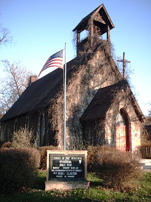 Church of the Redeemer (Cannon Falls, Minnesota) - Image: Episcopal Church Redeemer 2006Cannon Falls MN